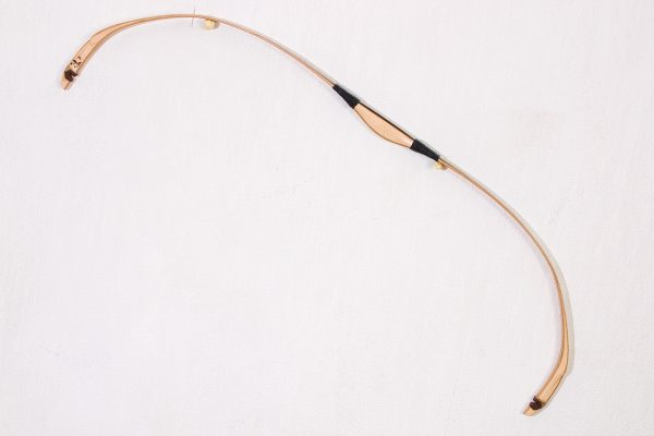 Traditional Turkish laminated recurve bow G/296-1917