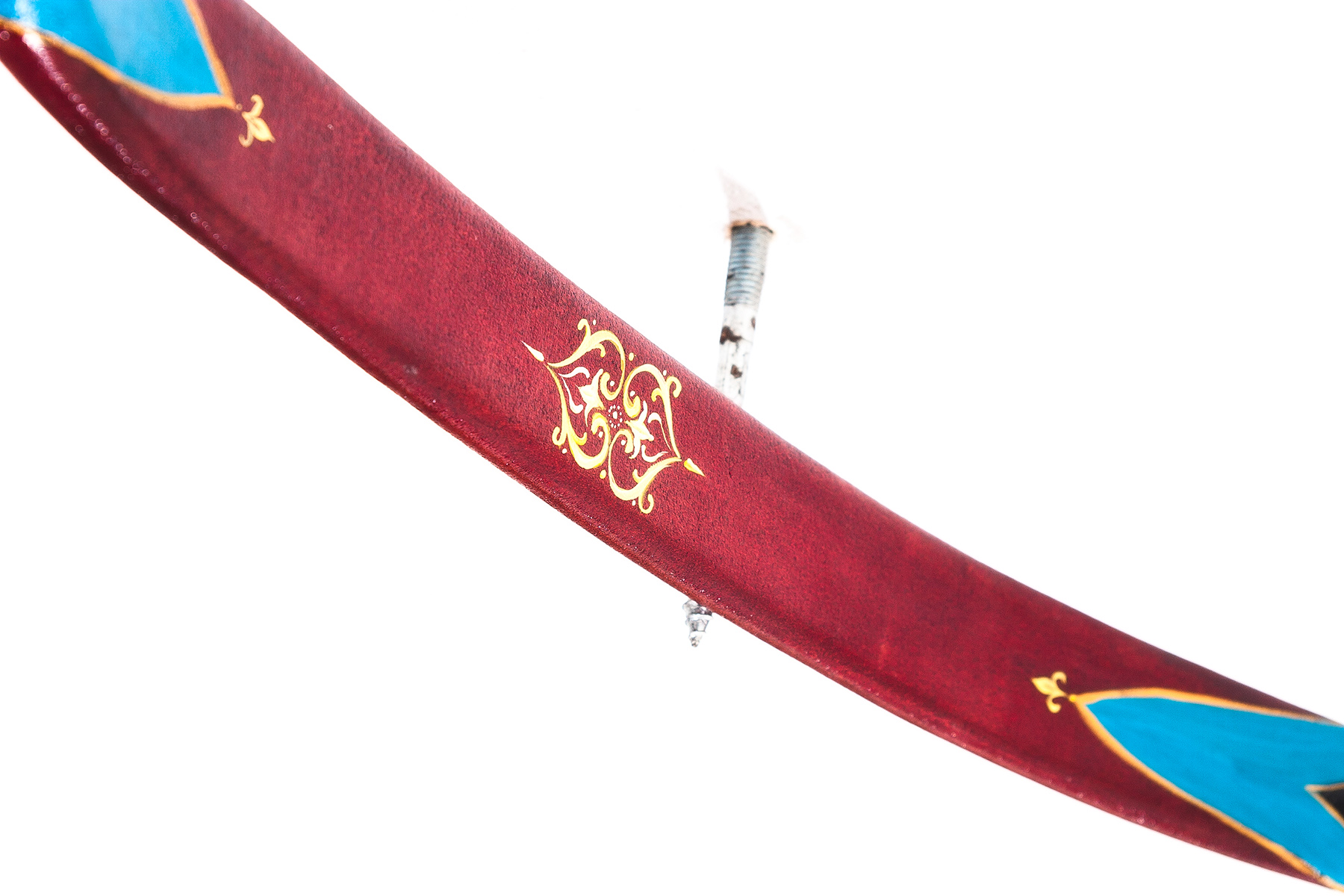 Grozer hand painted Turkish bow
