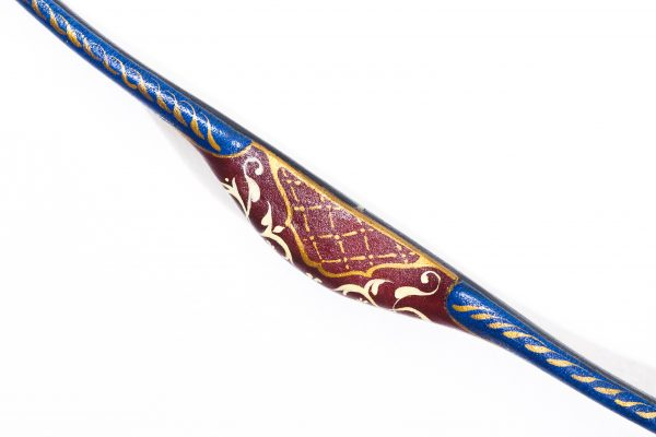 Grozer hand painted Turkish bow 55#