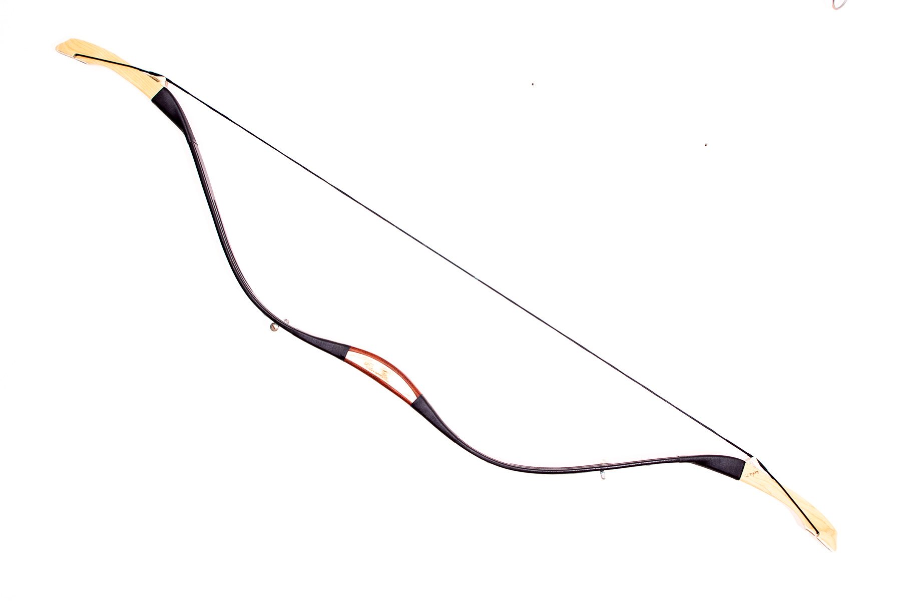 Traditional Kovacs Tatar printed recurve bow
