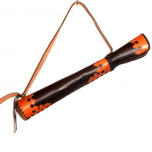 Traditional Puzdra quiver belt construction T/649-0