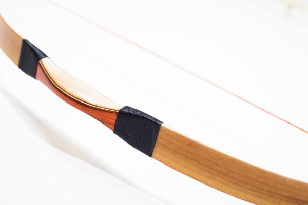 Laminated Assyrian recurve bow G/760-2385