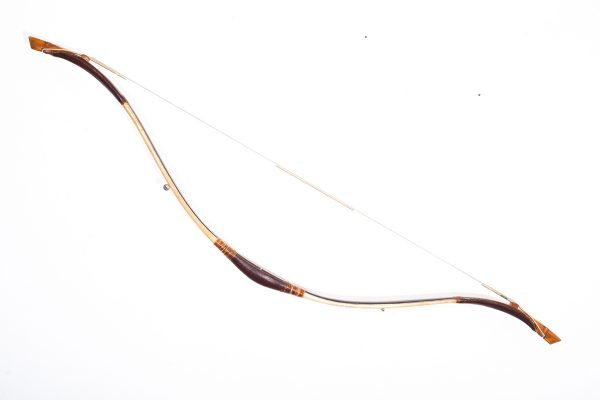 Traditional Assyrian composite horn bow