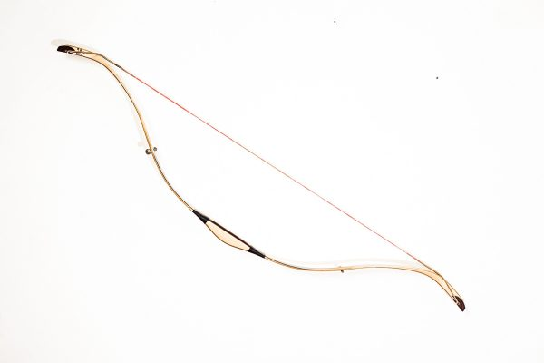 Traditional Turkish laminated recurve bow G/494-2447