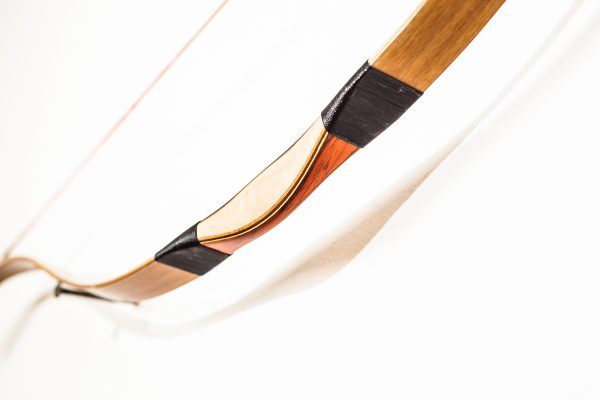 Traditional Turkish laminated recurve bow G/499-2416