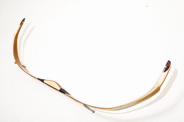 Traditional Turkish laminated recurve bow G/494-2450