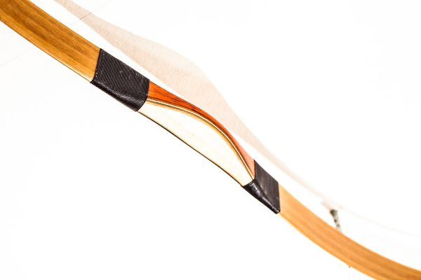 Traditional Turkish laminated recurve bow G/494-2451