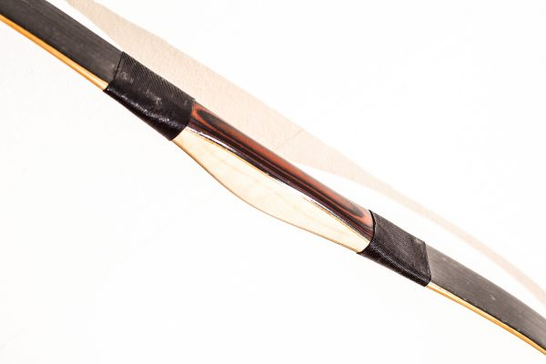 Traditional Turkish laminated recurve bow G/494-2452