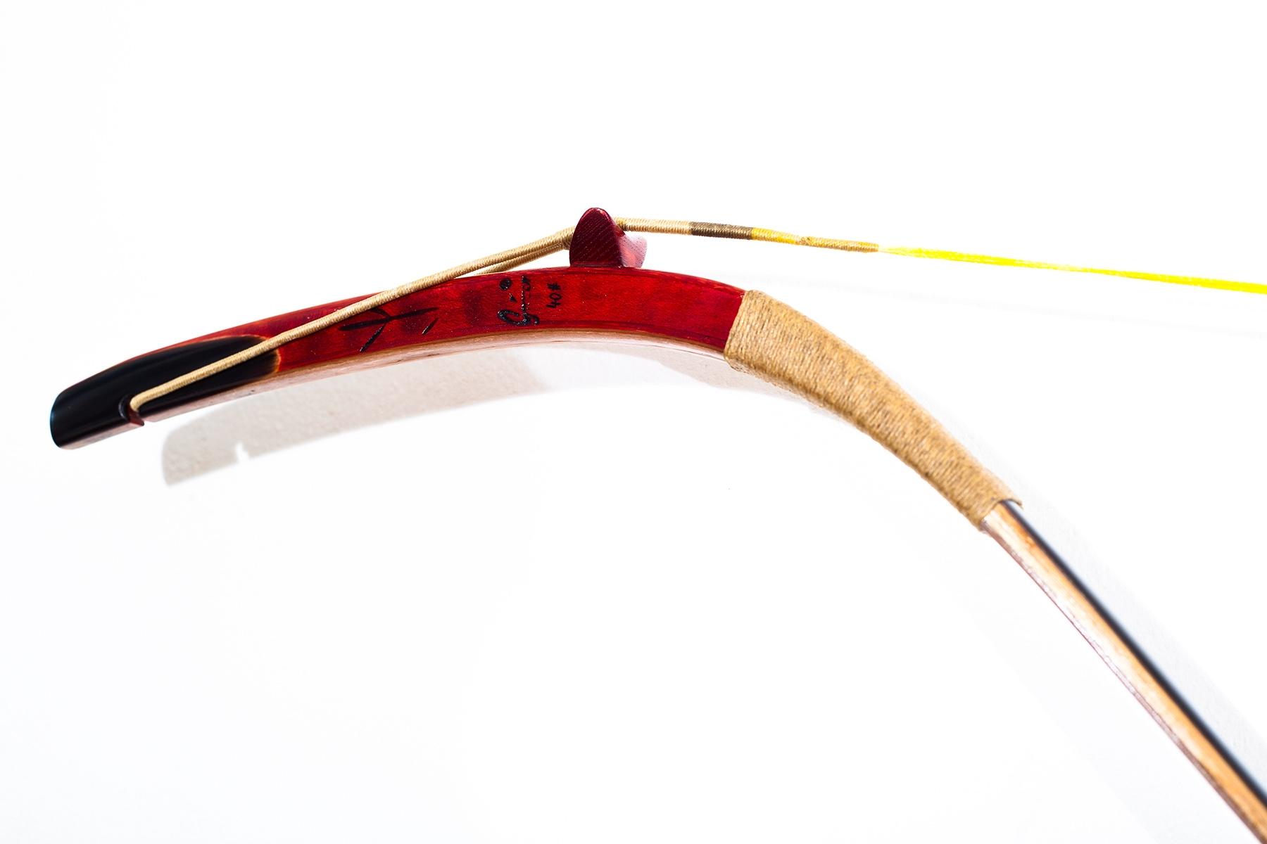 Manchurian recurve bow