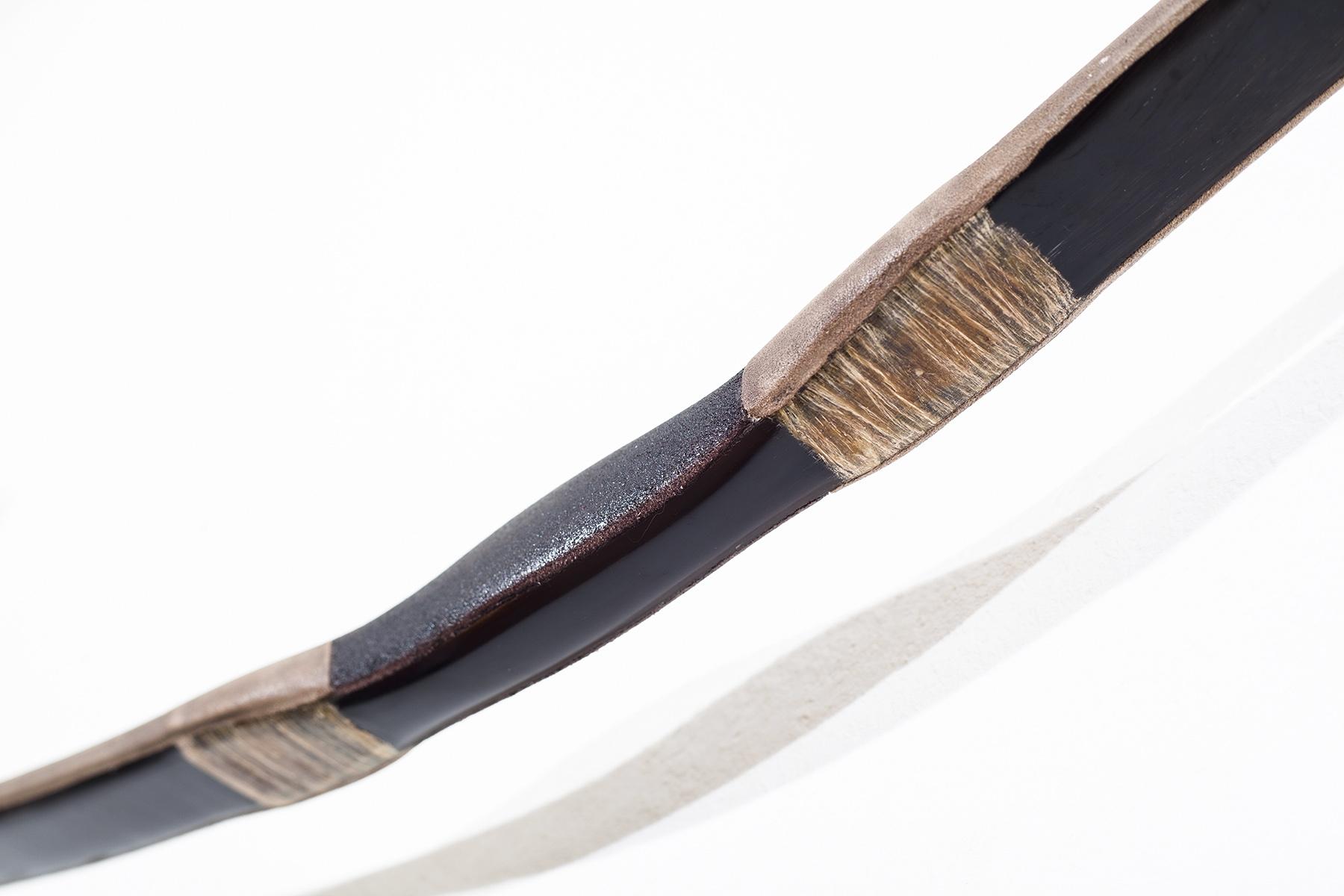 Tatar biocomposite bow