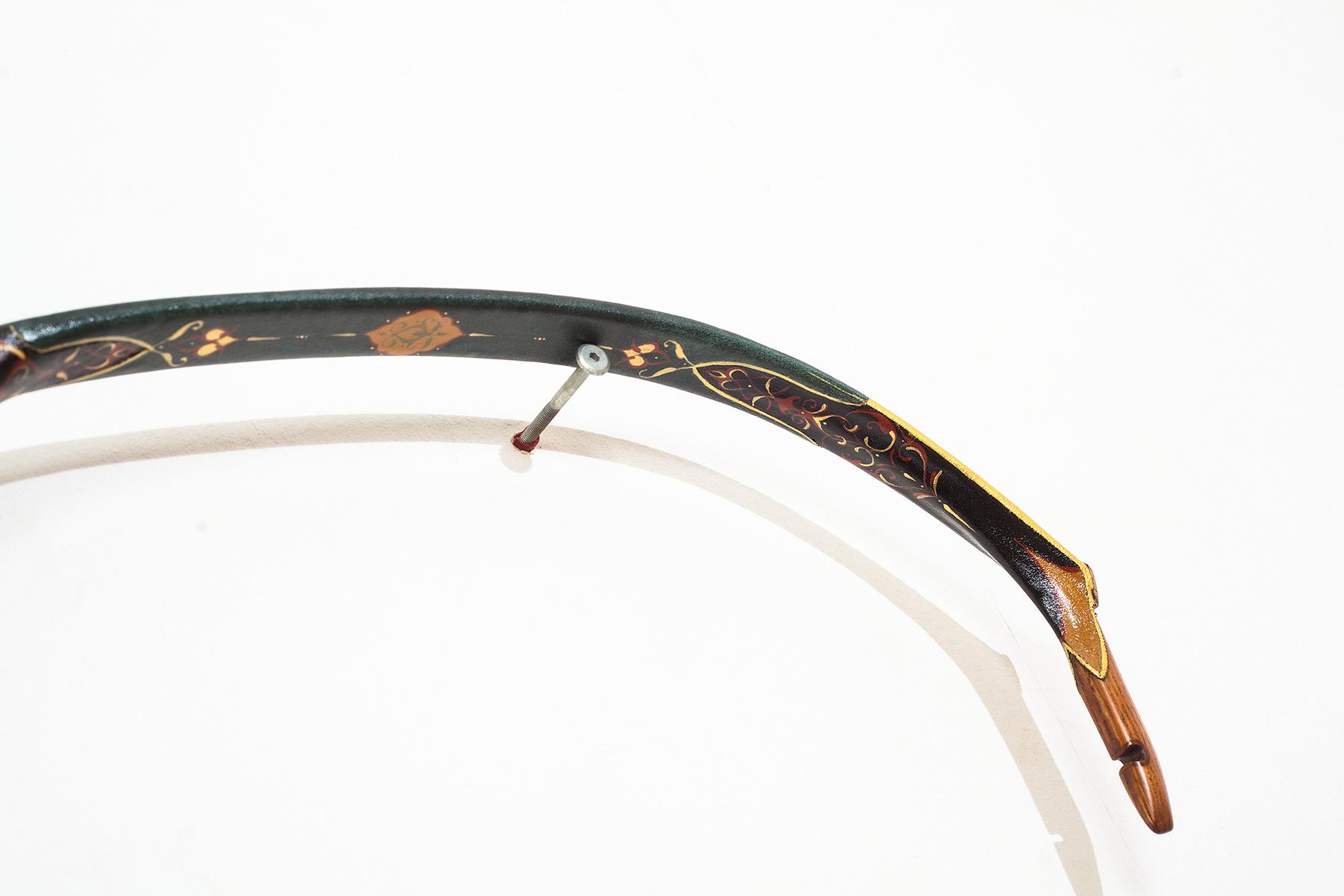 Grozer Ottoman painted composite bow