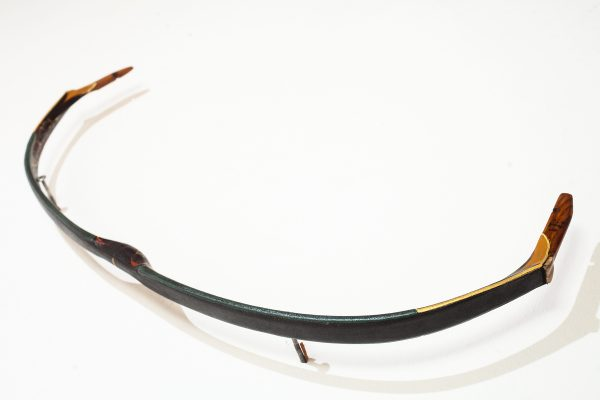 Grozer Ottoman painted composite bow